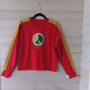 NWT MIGHTY FINE top
